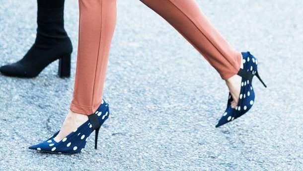 Як носити взуття на високих каблуках  поради експерта - Lifestyle 24 03b9905f111ed