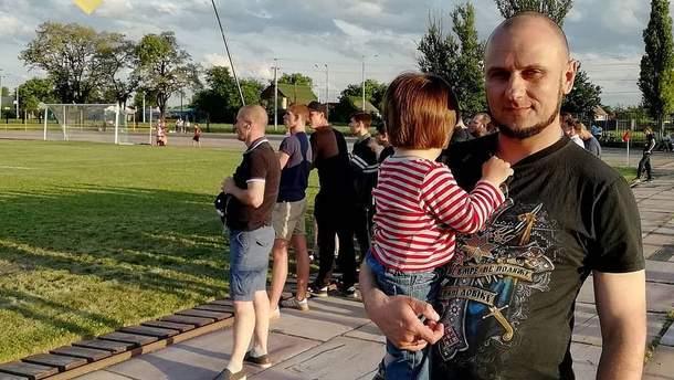 """У Павлограді жорстоко побили активіста """"Нацдружини"""" Юрія Малімонова: чоловік перебуває у реанімації"""