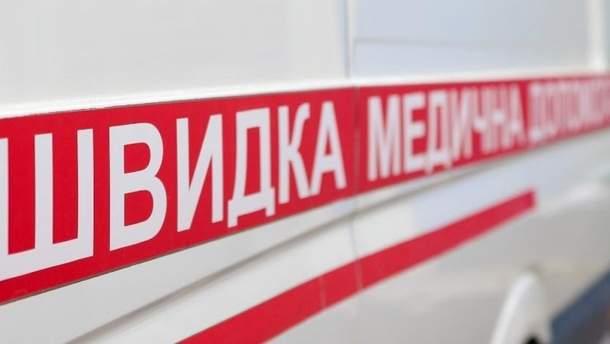 Нападение на бригаду скорой помощи