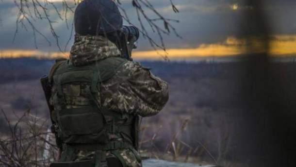З'явилося яскраве відео знищення позицій бойовиків на Донбасі