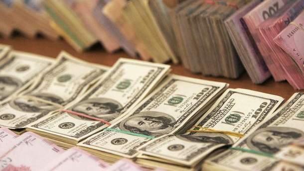 Готівковий курс валют 30 жовтня в Україні