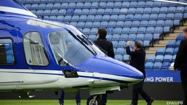 Погиб президент Лестера Вешай Шривадданапрабхи – видео падения вертолета