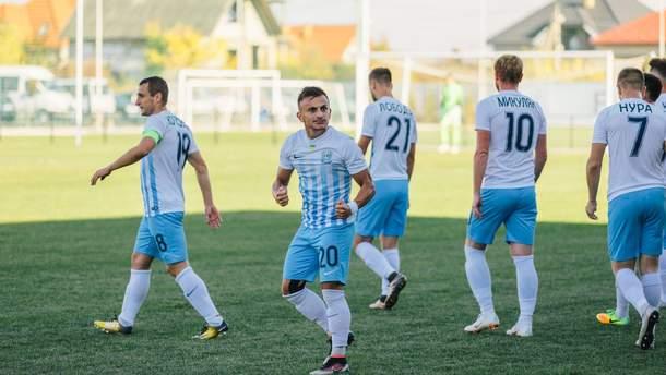 Минай – Динамо онлайн матчу 1/8 Кубка України