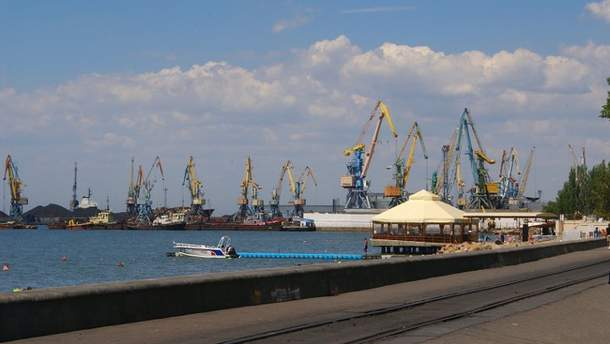 Порт Бердянська