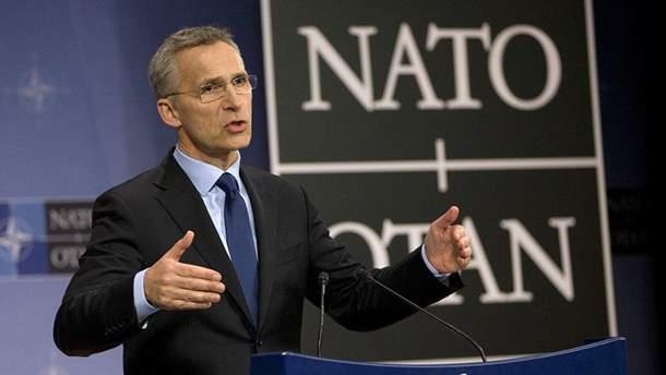 Генсек НАТО призвал Россию соблюдать ракетный договор