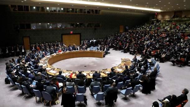 России не удалось организовать выступление представителя оккупационной власти на Совбезе ООН