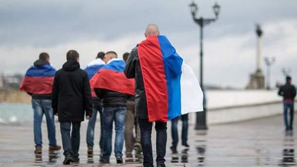 Россия переселила в Крым 108 тысяч своих граждан