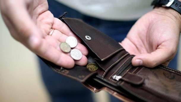 Невиплата зарплати українцям