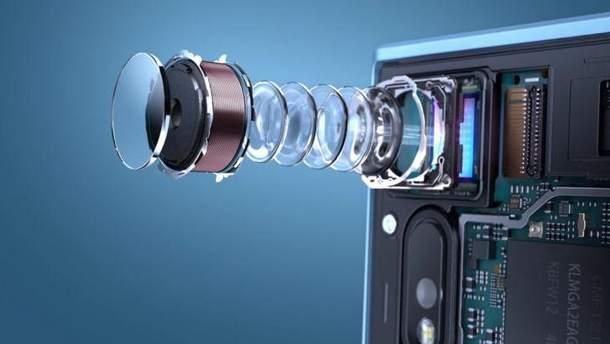 Samsung представила сенсори для мобільних камер на 48 та 32 мегапікселя