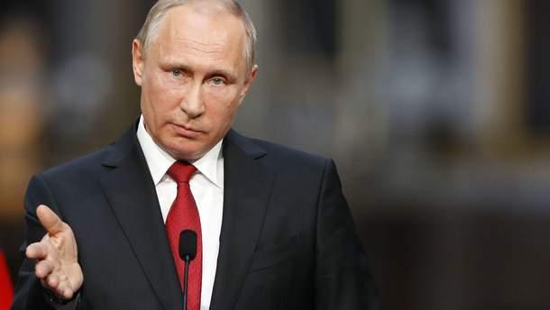 """Путін погрожує """"важкими наслідками"""" за спроби """"розірвати"""" РПЦ"""