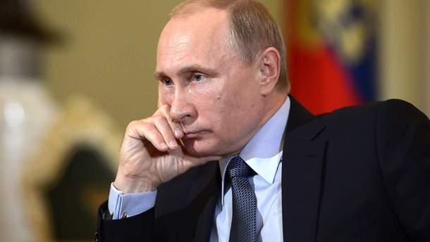 """Путін вкотре пообіцяв захищати """"русский мир"""""""