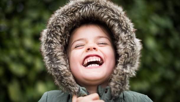 Як правильно одягати дитину восени