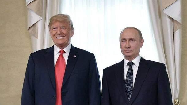 О чем Трамп и Путин будут говорить в Париже 11 ноября