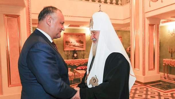 Молдавская церковь останется частью РПЦ