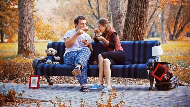 Почему несчастные пары не расстаются