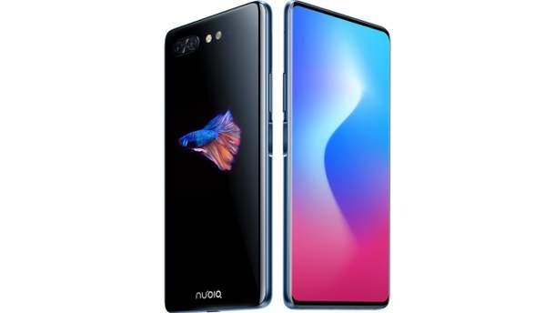 Уникальный смартфон Nubia X