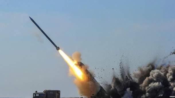 Випробовування ракет