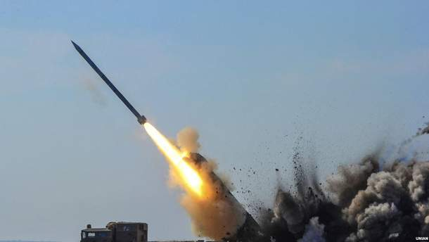 Испытания ракет