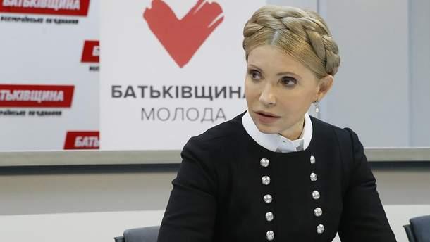 """Новый скандал с участием """"Батькивщины"""": политсила Тимошенко без разрешения использовала известное фото с женщинами-военнослужащими"""