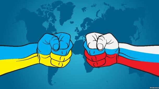 Санкції Росії проти України 2018 - список імен і компаній