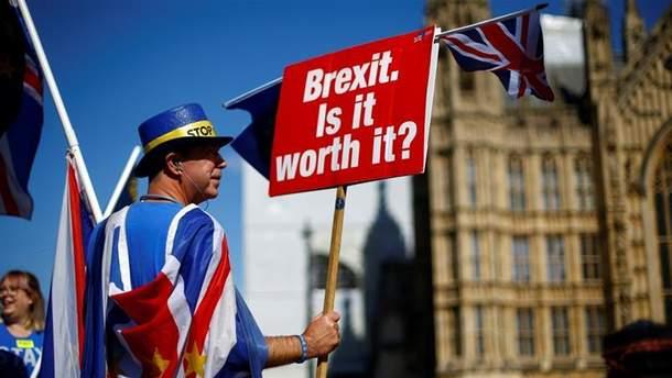 На Британію очікує економічний спад і безробіття в разі виходу з ЄС без угоди