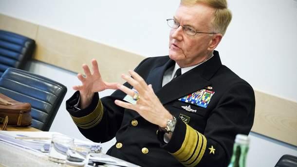 Адмірал США прокоментував відповів на побоювання Росії щодо навчань НАТО
