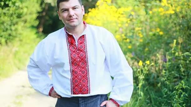 """Ноняк виправдався за карту України з """"російським"""" Кримом"""