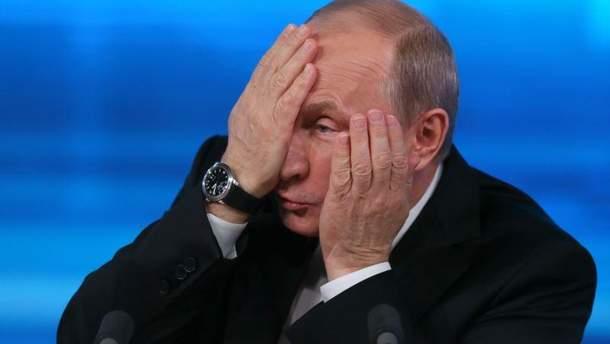 Росія ввела санкції проти України