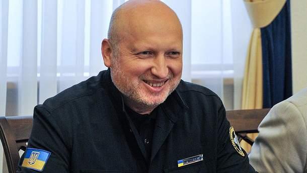 Турчинов прокомментировал санкции РФ против украинцев