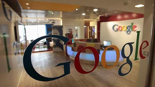 Протесты в Google