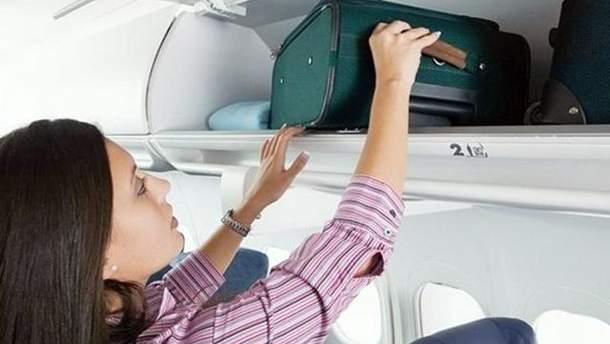 МАУ, Ryanair та Wizz Air змінили правила безкоштовного перевезення багажу