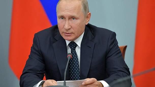 """Путин заявил, что получение автокефалии УПЦ """"разрушает цивилизованные ценности"""""""