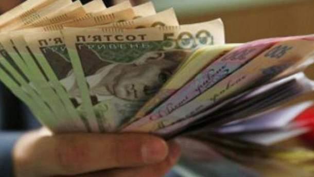 4,5 миллиона украинцев получают минимальную зарплату