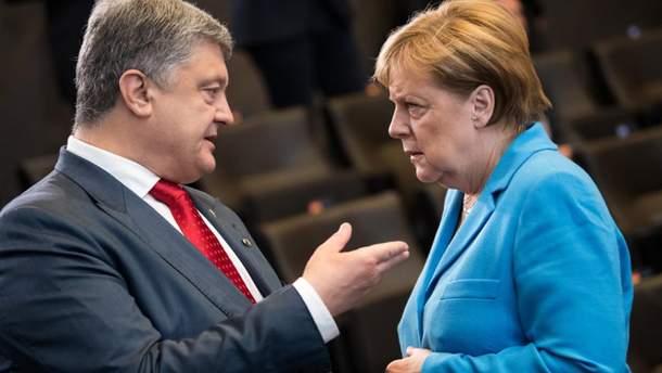 Германия поддержит продление санкций против России