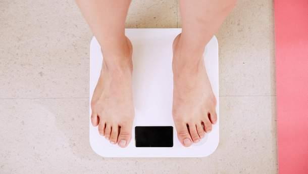 Як тривалість життя залежить від ваги