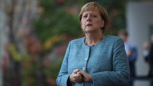 """""""Північний потік-2"""" та Україна: Меркель хоче, щоб Київ мав гарантії"""