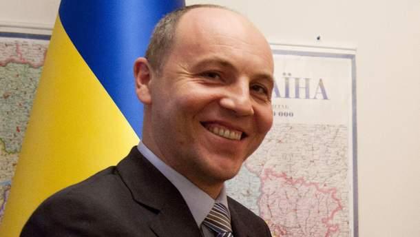 Парубий назвал сроки, когда Рада рассмотрит переименование Днепропетровской и Кировоградской областей
