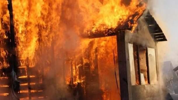 Фото – пожар