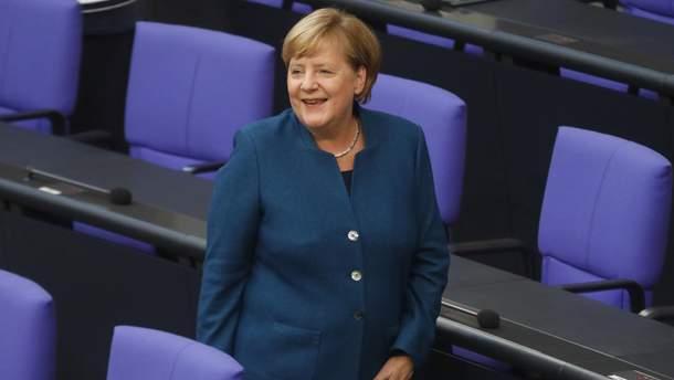Меркель назвала три ключевые реформы, которые она бы ввела на посту премьера Украины