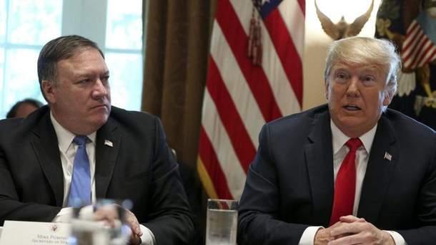 У США заговорили про поступки щодо іранських санкцій