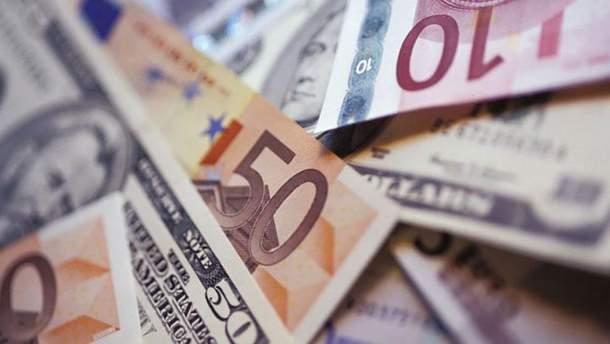 Курс валют НБУ на 5 ноября