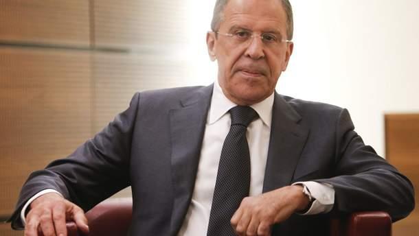 """Лавров обвинил Запад в """"создании безнаказанности у Киева"""""""