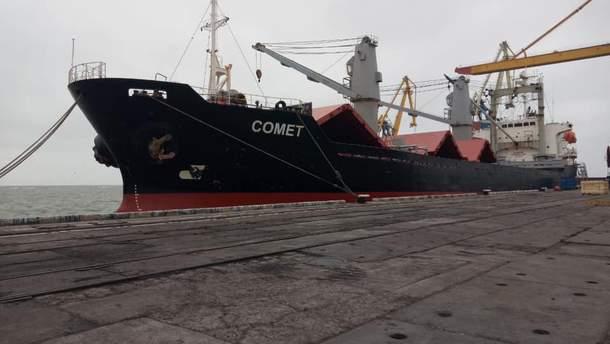 У Маріуполі заарештували тонни продукції з окупованого Донбасу