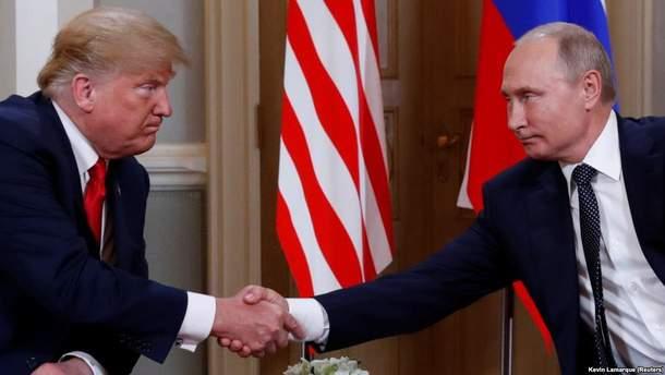 Трамп може зустрітися з Путіним в Аргентині для грунтовної розмови