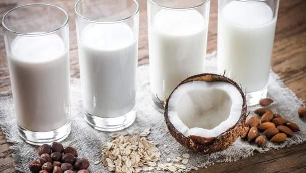Украинцы получат отечественное растительное молоко