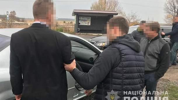 На взятке поймали председателя Радеховской райгосадминистрации