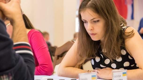 Вікторія Мотричко