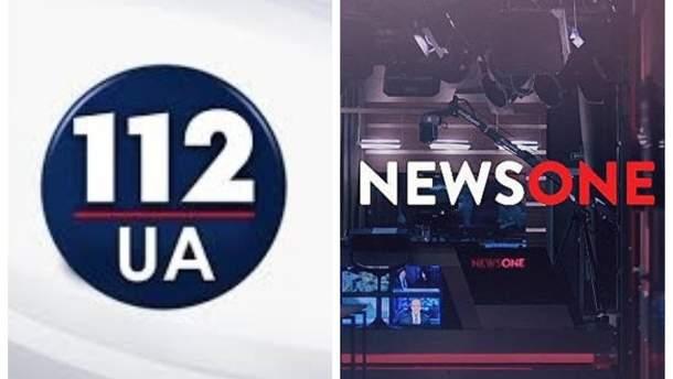 Санкції проти 112 і NewsOne