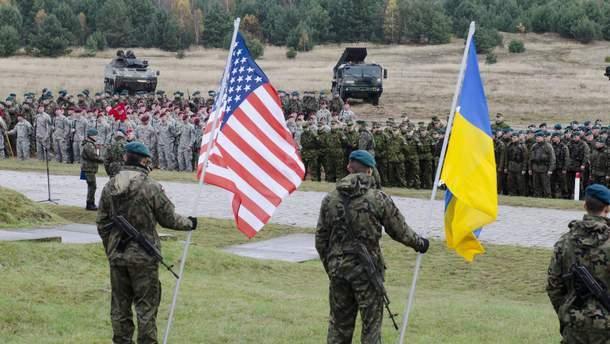 Посол України у США Валерій Чалий заявив, що деякі українські парламентарі шкодили процесу надання зброї Штатами
