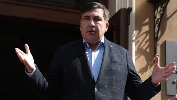 Саакашвілі заявив про намір повернутися до Грузії